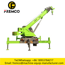 Telescopic And Articulating Cranes Truck
