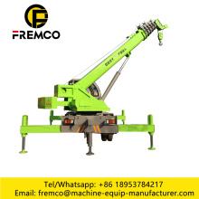 Telescopic And Articulating Cranes Truck