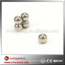 Hot Sale D10mm N42 Neodymium Sphere Magnets