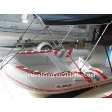 Rigid hull inflatable boat 300