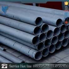Tube en acier inoxydable en acier inoxydable de 100 mm de diamètre et tube en acier inoxydable en forme spéciale