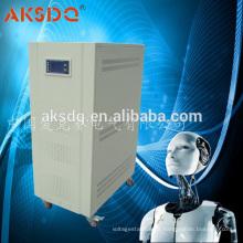 ZBW 10kva-3000kva Régulateur de tension de stabilisation de tension AC 3 phase sans contact de Yueqing