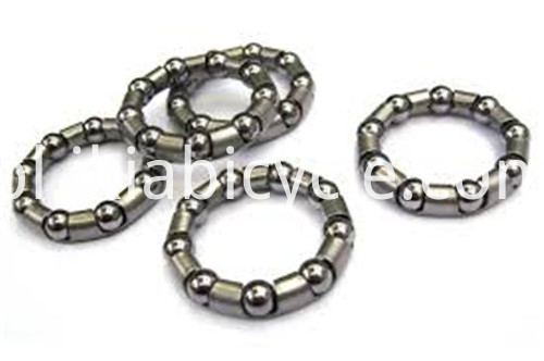 Driven Bicycle Ball Bearing Retainers