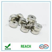 manufacturer custom made neodymium magnet