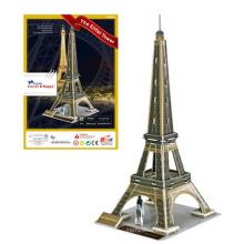 33pcs material de papel diy puzzle brinquedos quebra-cabeça 3d puzzle com en71 (10222797)