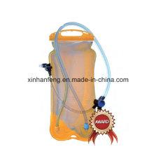 Botella de agua de la bicicleta de TPU (HWB-006)