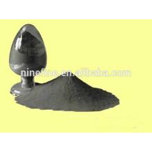 Feuerfestes Siliziumkarbid 97% 0-1 / 1-3 / 3-5mm