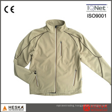 Men′s Waterproof Custom Softshell Jacket