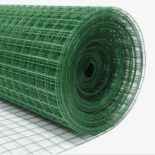 Rede de arame revestida de PVC / malha de arame soldada