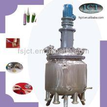 professional acetoxy silicone sealant machine/reactor