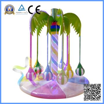Equipo de Playground interior, Precios Equipo de Playground de juguete (Electric Coconut Tree)