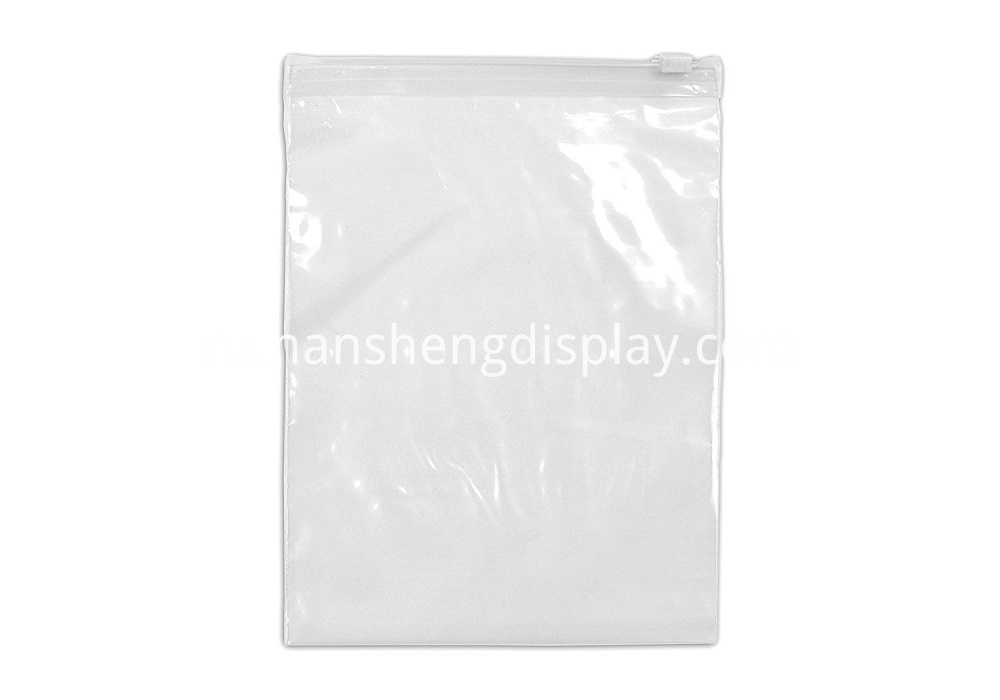 Polyethylene Slide Seal Bag