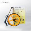 Foldable Aluminum Handle Walking Distance Measuring Wheel
