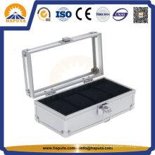 Pequena caixa de acrílico para relógio e joias Hw-5001