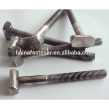 costomed stainless steel T bolt