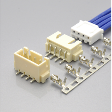 Serie 2508 Conectores de cable a placa de 2.5 mm