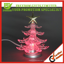 Give Away Cheap Price Christmas Tree RGB Light