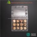 12 Holes plastic quail egg tray on sale