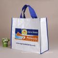Große recycelte neue Polypropylen gewebte gesponnene Plastiktaschen