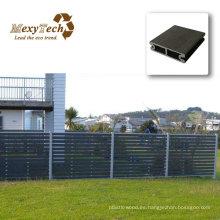 Cerca de madera de aluminio, paneles de la cerca de los pastizales