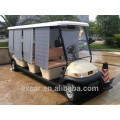EXCAR cheap 8 seats electric signtseeing bus mini tour car china bus