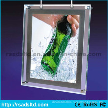 Low Power Advertisement Crystal Light Box