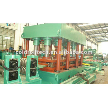 Steel Silo Thick Corrugated Panel Roll Forming Line