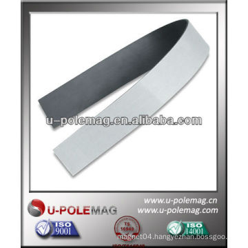 magnetic strip with PVC