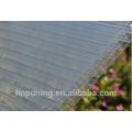 УФ-защита Анти-капля & легкое чистое поликарбоната Multi-стены полый лист