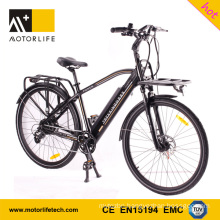 Motorlife 36v 250w motor e cycle Intelligent electric bike