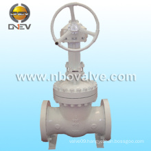 API High Pressure Gear Warm Gate Valve (Z41H-2500LB)