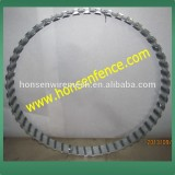 2015 lowest price !! used razor barbed wire for military fence