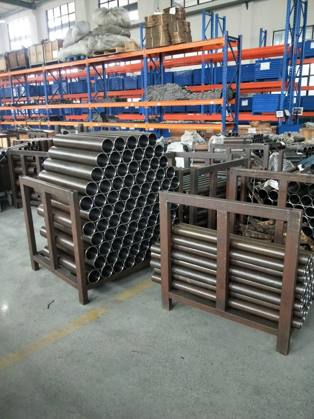 Oil Cylinder Seamless Hydraulic Cold Rolled Steel Tube