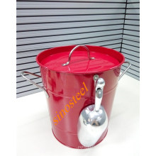 Promotion Cheap Ice Bucket with Lid & Scoop