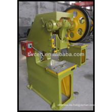 Máquina de prensa de perforación de 10 toneladas J21S 10T