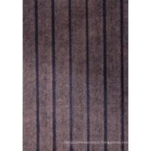 Meilleur prix Tapis en velours côtelé double couleur
