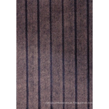 Melhor Preço Double Color Rib Velour Carpet