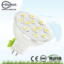 mr16 smd led spotlight cup bulb