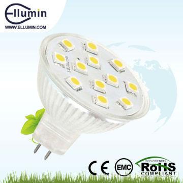 projecteur LED 12v 3w 5050 smd