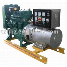 Low power series open type diesel generator sets