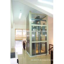 400kg Maschine roomless Hause Aufzug für Residenz