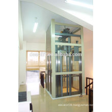400kg Machine roomless home elevator for residence
