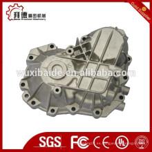 Aluminio cnc mecanizado cubierta del embrague / aluminio CNC mecanizado cubierta del motor