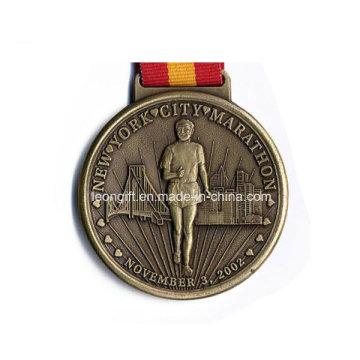 Medalha de campeonato personalizado promocional de alta qualidade