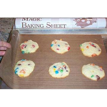 Cookina Reusable Non-Stick Cooking Sheet