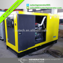 Venda da fábrica 150kva / 120kw gerador diesel weifang chinês com motor R6105IZLD