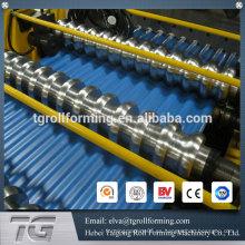 Máquinas para la fabricación de la hoja ondulada
