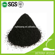 Water treatment classical activated carbon bed