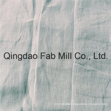 Comfortable 100%Linen Fabric for Garment (QF16-2500)