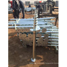 Professional Supplier of Ground Screw